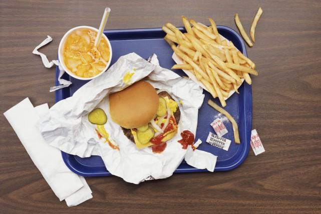 La mauvaise alimentation nuit notamment au fonctionnement de... (Photo Digital/Thinkstock)