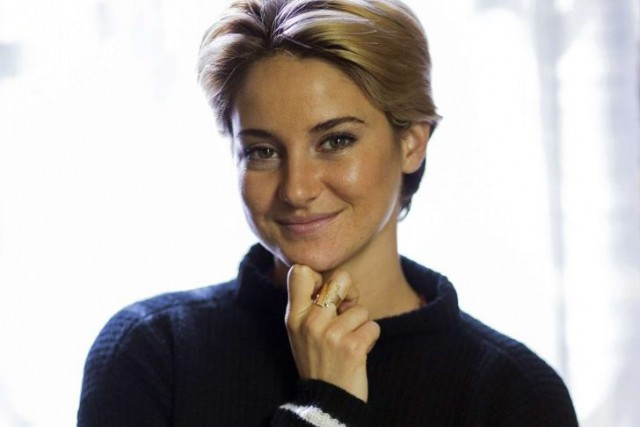 Shailene Woodley... (Photo: Reuters)