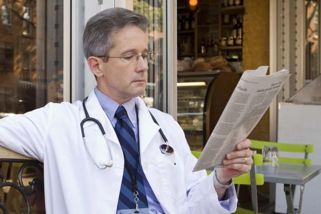 La revue médicale Open Medicine, fondée à la suite d'une crise au... (Photo Thinkstock)