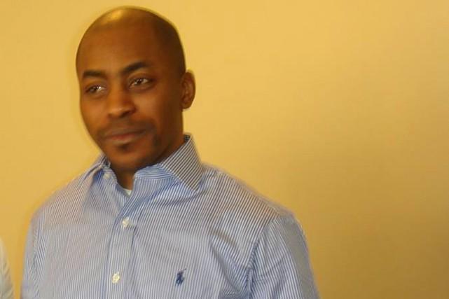 Jean David Engazi Kowozida, un citoyen canadien d'origine... (Photo fournie)