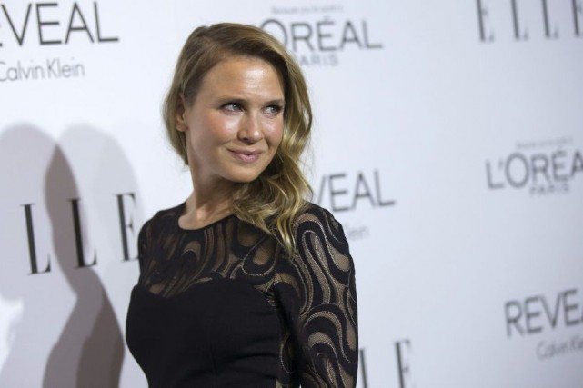 L'actrice Renée Zellweger... (Photo Reuters)