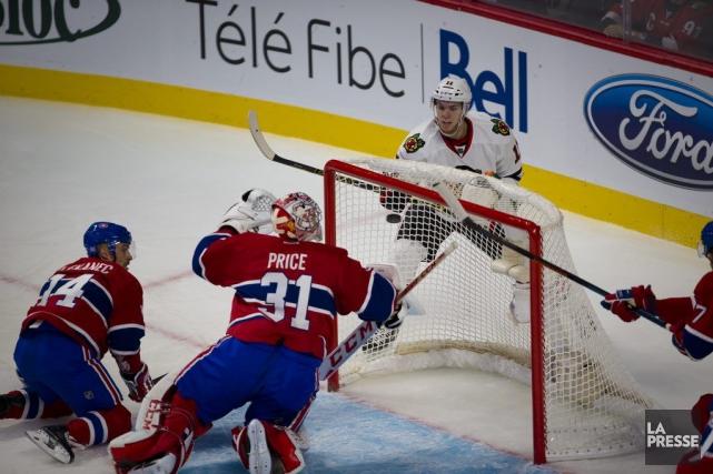 Relisez le clavardage du match entre le Canadien et les Blackhawks de Chicago... (Photo: André Pichette, La Presse)