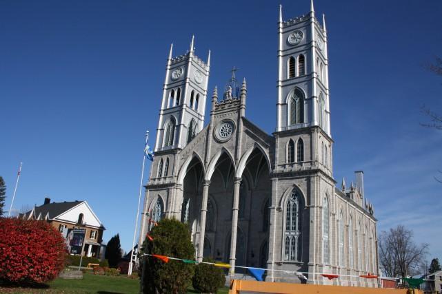 L'église de Sainte-Anne-de-la-Pérade est de celles qui ont... (Photo: Gabriel Delisle)