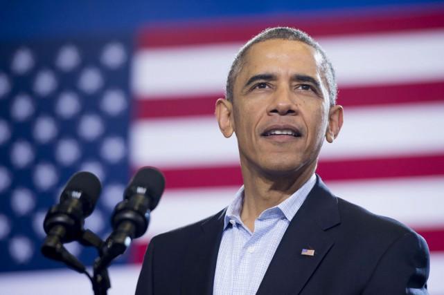 Avec un Congrès contrôlé entièrement par les républicains,... (PHOTO SAUL LOEB, ARCHIVES AFP)