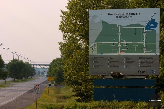 Le projet se fera dans le Parc industriel... (Photo: François Gervais Le Nouvelliste)