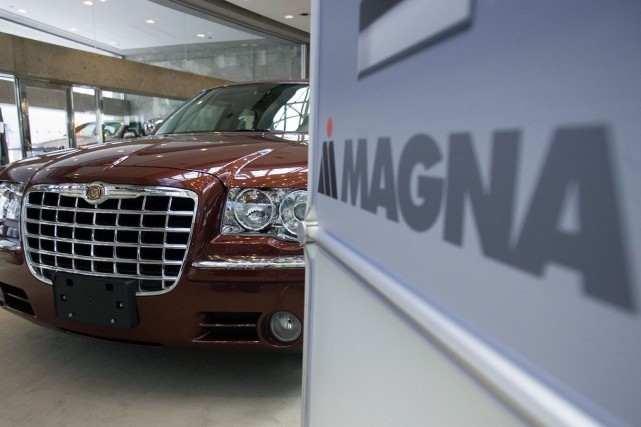 L'équipementier automobile torontois Magna International (T.MG) a... (Photo archives PC)