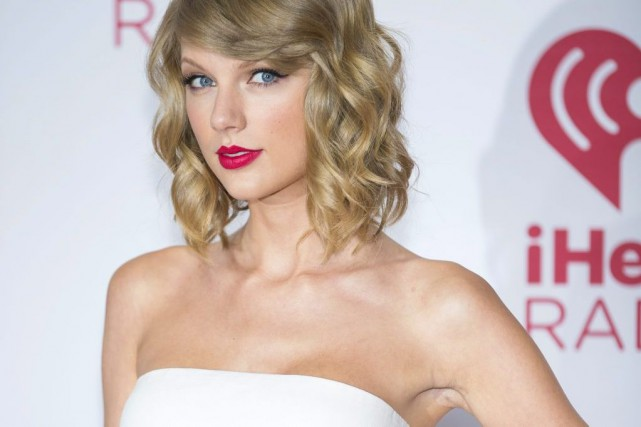 Taylor Swift... (Photo: AP)