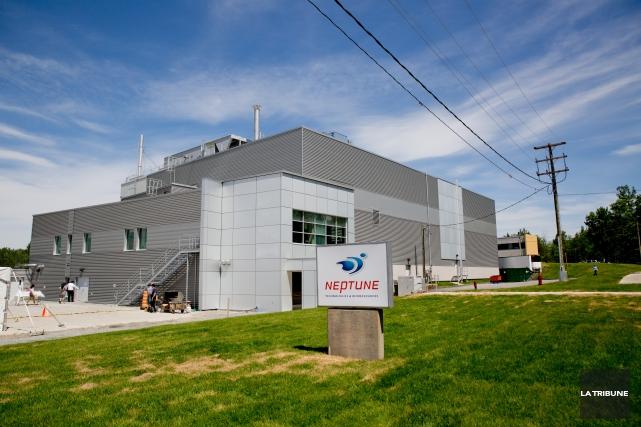 Neptune Technologies et Bioressources a annoncé, mercredi, que son usine de... (Archives La Tribune)