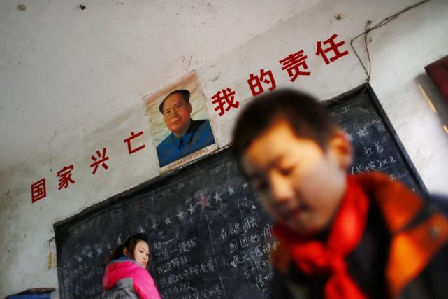 Le ministère de l'Éducation chinois entend encourager les... (PHOTO CARLOS BARRIA, ARCHIVES REUTERS)