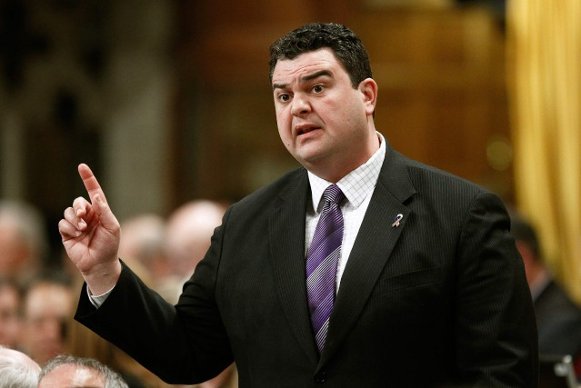 Dean Del Mastro... (PHOTO ARCHIVES REUTERS)