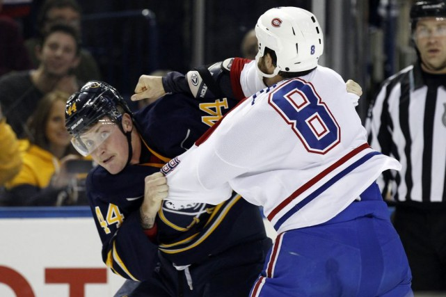 Relisez notre couverture en direct du match entre le Canadien et les Sabres de... (Photo: Reuters)