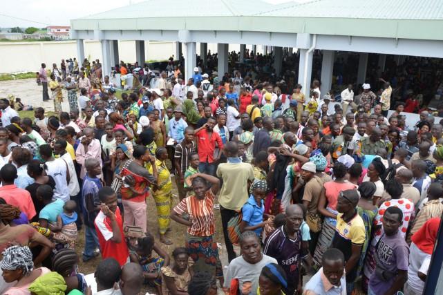 L'Afrique subsaharienne est en grande partie responsable de... (PHOTO PATRICK FORT, ARCHIVES AGENCE FRANCE-PRESSE)