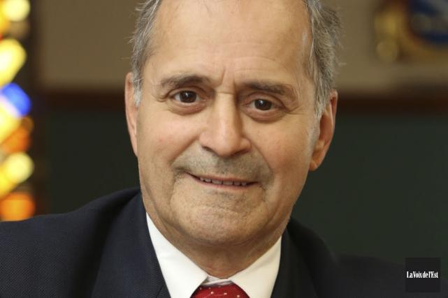 Le maire Arthur Fauteux s'est dit très satisfait... (photo archives La Voix de l'Est)