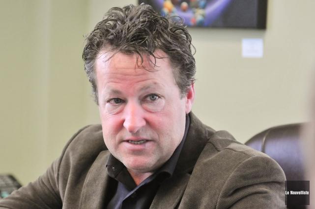 Donald Martel estime que Québec abandonne le développement... (Photo: Émilie O'Connor, Le Nouvelliste)