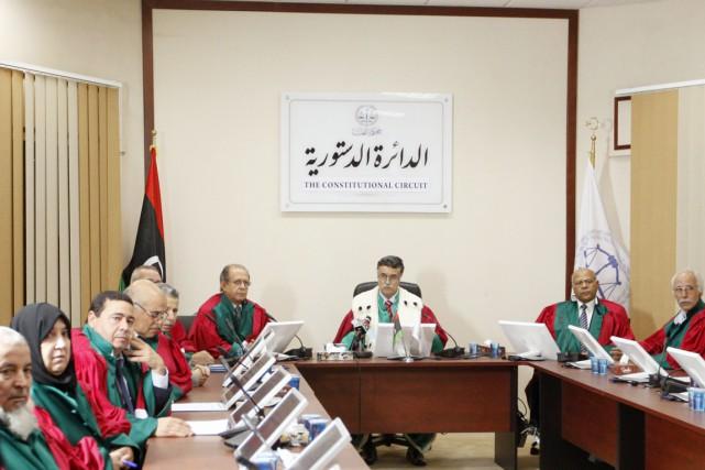 La Commission juridique de la Chambre s'est réunie... (PHOTO ISMAIL ZITOUNY, REUTERS)