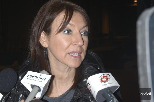 L'arrivée de l'ex-politicienne Nathalie Normandeau au FM93 devrait... (Photothèque Le Soleil)