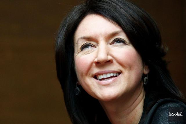 L'ex-ministre libérale Nathalie Normandeau a aussi affirmé qu'elle... (Photothèque Le Soleil, Yan Doublet)