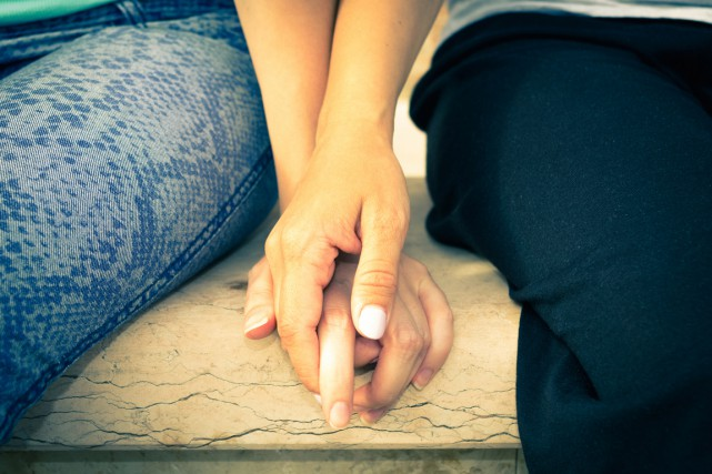 Pour comprendre comment les femmes définissent la fidélité... (Photo Digital/Thinkstock)