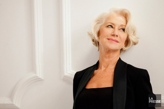 Helen Mirren... (PHOTO ARCHIVES LA PRESSE)