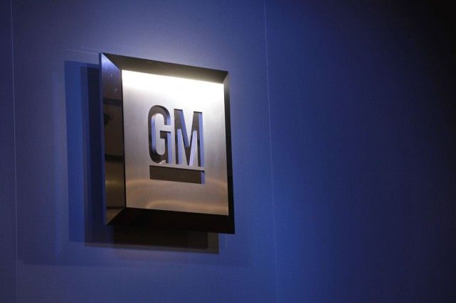 Le constructeur automobile américain General Motors (GM) a annoncé mardi la... (PHOTO ARCHIVES ASSOCIATED PRESS)