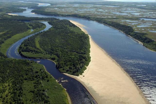 Le Plan Nord, dévoilé plus en détail en... (Photo fournie par Hydro-Québec)