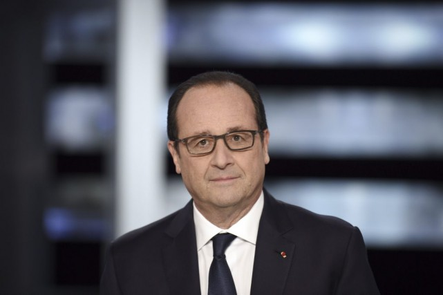 Le président français, François Hollande.... (Photo Reuters)