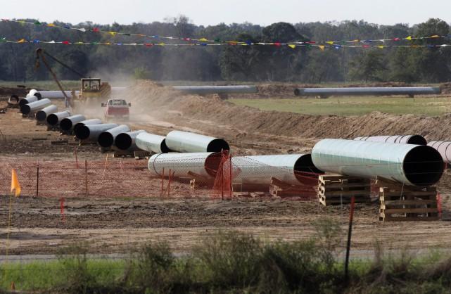 Avec le dépôt par TransCanada du projet de pipeline Énergie Est auprès de... (Photo archives)
