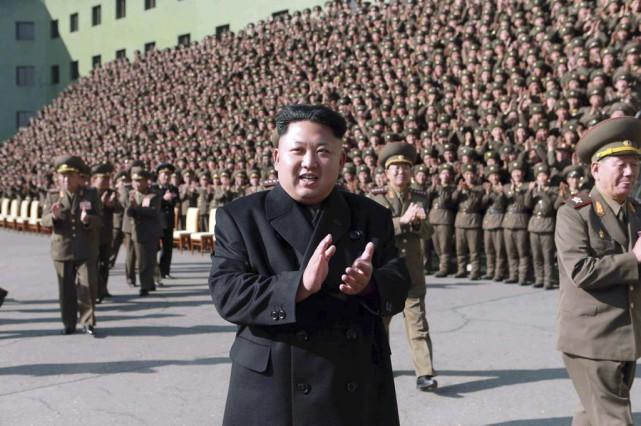 La Corée du Nord, accusée par l'ONU de violer les droits de l'homme, a envoyé... (AFP)