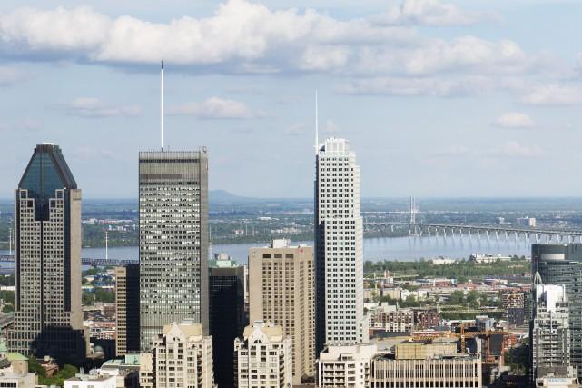 Le nouveau pont Champlain comporterait un système automatique... (PHOTO FOURNIE PAR INFRASTRUCTURE CANADA)