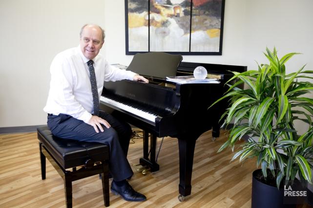 Excellent pianiste au sein d'une famille de musiciens,... (PHOTO FRANÇOIS ROY, LA PRESSE)