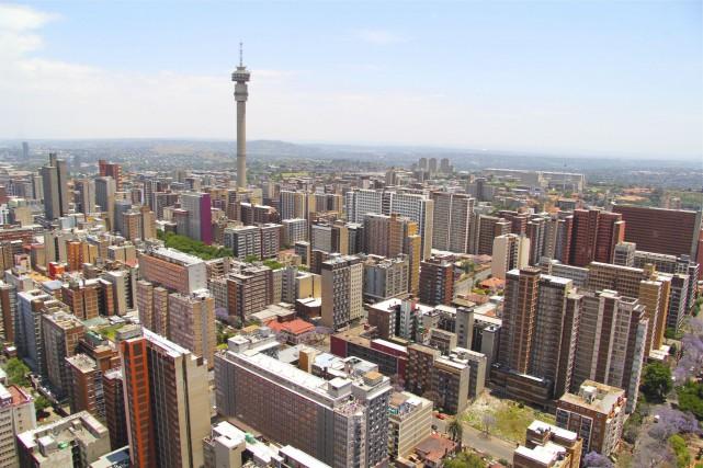 Johannesburg, est aussi la ville du continent où... (Photo Digital/Thinkstock)