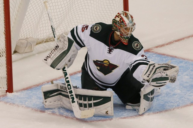 Le Wild du Minnesota peut compter sur l'un... (Photo David Zalubowski, AP)