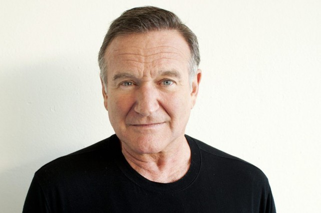 Selon les informations dévoilées par TMZ et ABC News, l'acteur Robin Williams... (Photo: archives AP)