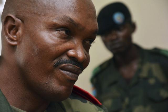 Le tribunal a reconnu le général Jérôme Kakwavu... (PHOTO PAPY MULONGO, AFP)