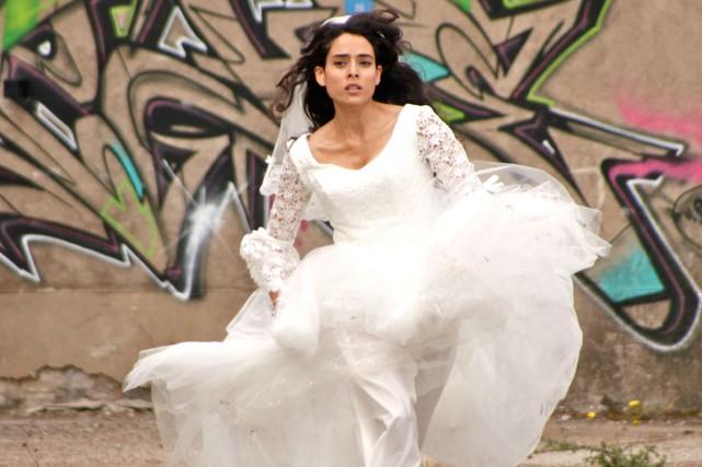 Contrainte à un mariage forcé, une ado d'origine... (Photo fournie par AXIA Films)