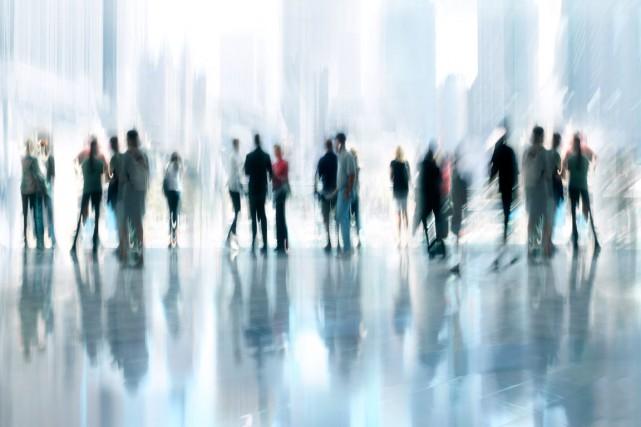 Dans la région de Québec, le taux de chômage était de 5,4 % en octobre... (Shutterstock, bluraz)