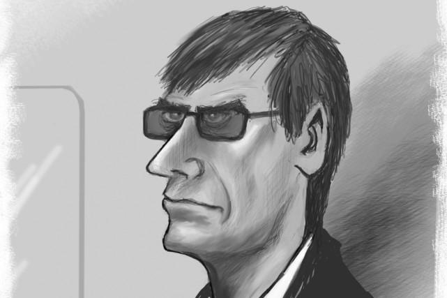 Christian Bertrand écope d'une peine de prison à... (Illustration Serge Paquette)