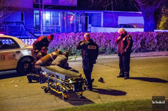 Étienne Gourde, 28 ans, a été happé mortellement... (Photothèque Le Soleil)