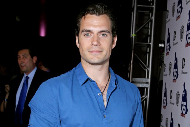 Henry Cavill... (PHOTO ARCHIVES ASSOCIATED PRESS)
