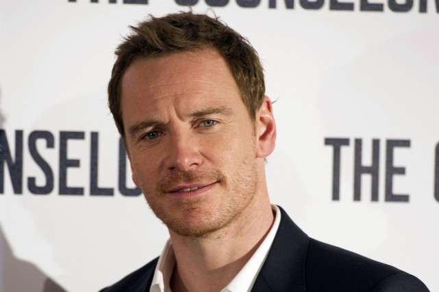 Michael Fassbender... (PHOTO CARL COURT, ARCHIVES AFP)