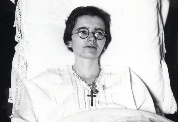 Marthe Robin... (Photo : Église catholique en France)