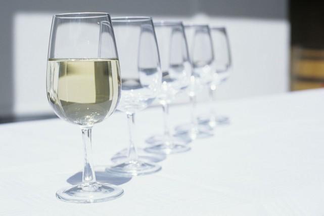 Les chablis sont des vins blancs pour ainsi dire... longilignes, délicats,... (Archives)