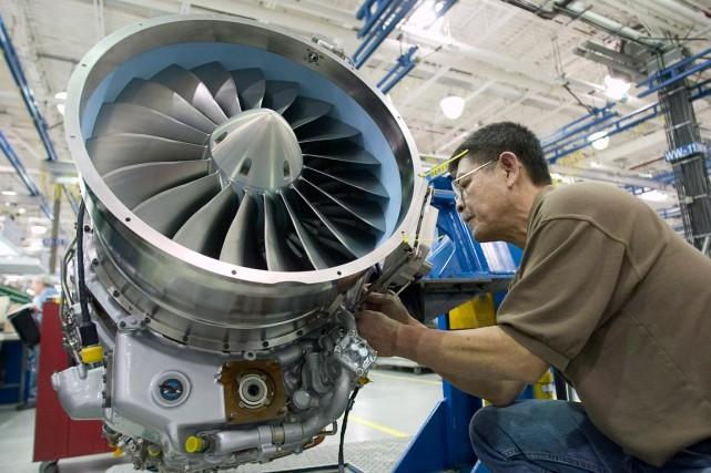 La journée d'hier a apporté une bonne et une mauvaise nouvelle à Pratt&Whitney... (PHOTO PAUL CHIASSON, ARCHIVES PC)