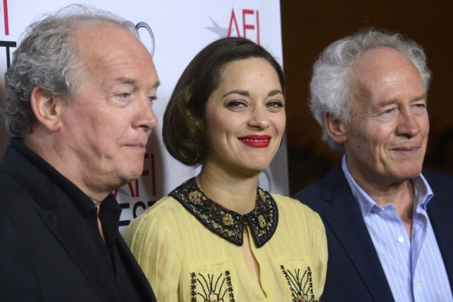 Marion Cotillard a affirmé que sa collaboration avec... (Photo Phil McCarten, Reuters)