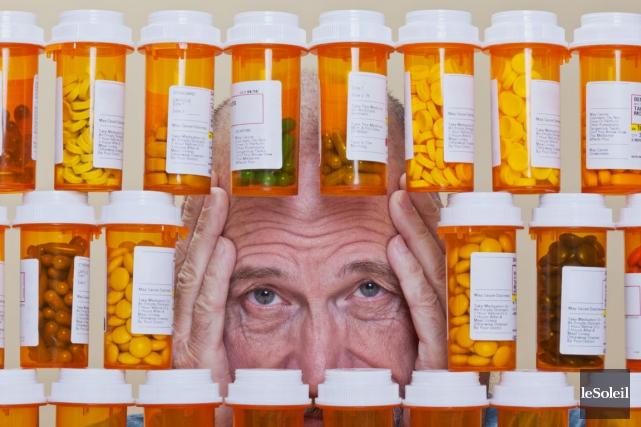 Les antidépresseurs sont-ils aussi efficaces qu'on le croit?... (Photothèque Le Soleil)