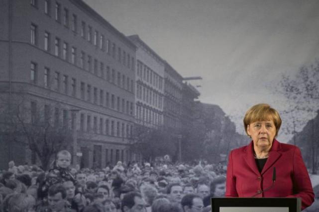 «Nous pouvons changer les choses en bien, c'est... (PHOTO SOEREN STACHE, AFP)