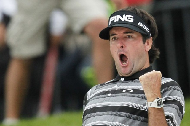Bubba Watson... (PHOTO ASSOCIATED PRESS)