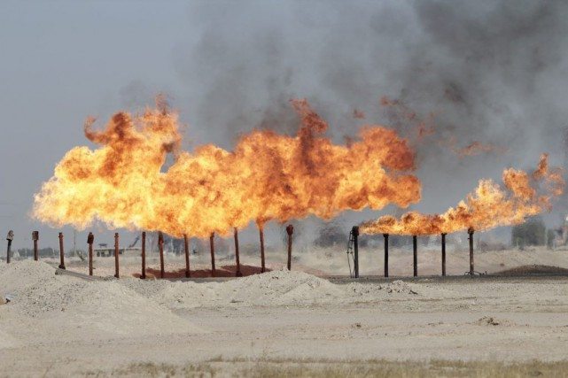 Des responsables américains ont estimé l'automne dernier que... (Photo Essam Al-Sudani, Reuters)