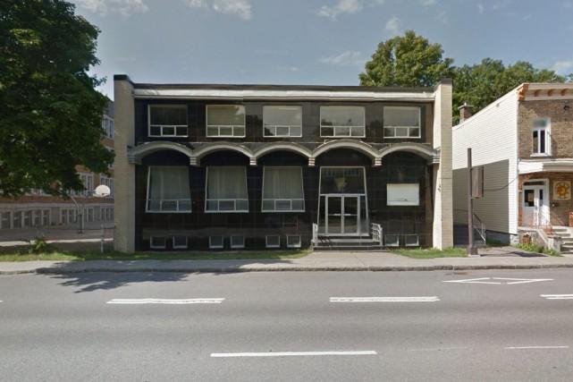 La mosquée de la Capitale (photo), la Mosquée... (Google Street View)