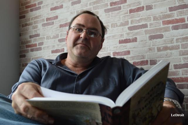 À travers des bribes recueillies dans l'ouvrage Écrire... (Benoit Sabourin, LeDroit)
